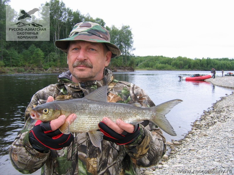 ловля рыбы на уды