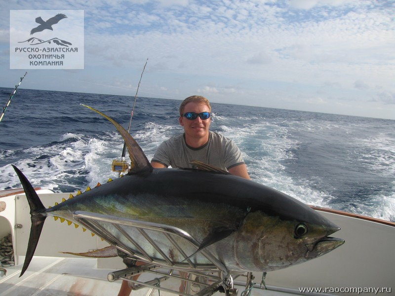 рыбалка туры цены