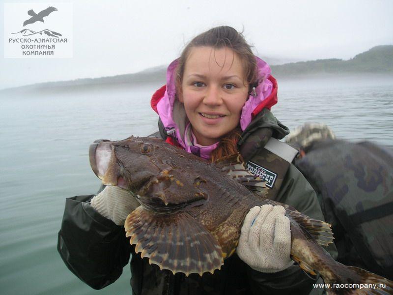все для рыбалки в п камчатском крае