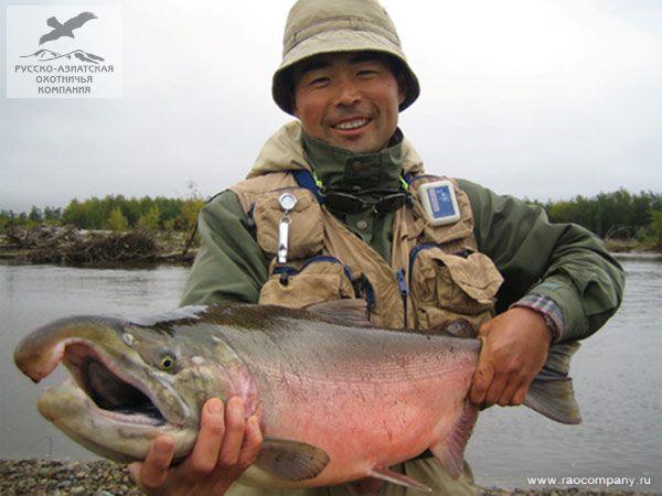 отчеты о рыбалке в хабаровске видео