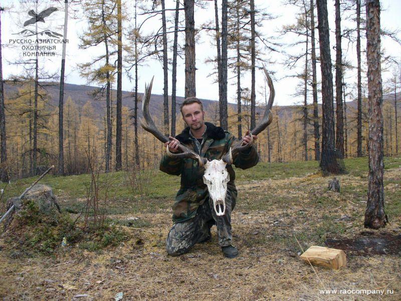 рыбалка охота на изюбря