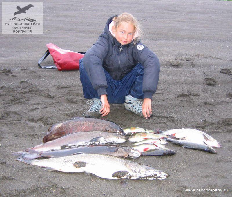 видео рыбалка в туруханске