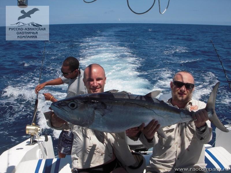 организуем рыбалку в абхазии