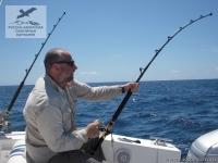 Троллинговая рыбалка на Сейшелах
