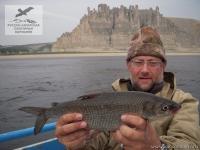 Рыбалка на сига в Якутии