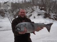 Рыбалка на чавычу