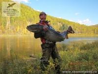 Рыбалка на тайменя в Хабаровском крае