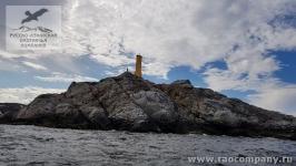 Маяк на Баренцевом море