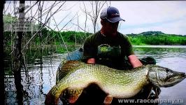Рыбалка на щуку в Саратовской области