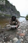 Рыбалка на тайменя на р. Уда, Хабаровский край