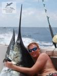 Рыбалка на черного марлина (Black Marlin) на Сейшелах