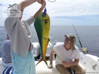 Рыбалка на дорадо (Dolphinfish) на Сейшелах