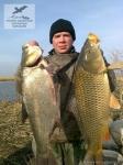 Рыбалка на карпа и белого амура в Саратовской области