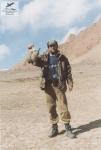 Охота на кекликов в Киргизии