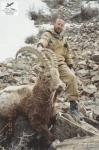 Охота на козерога в Киргизии