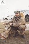 Охота на волка в Астраханской области