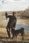 Охота с Восточносибирской лайкой в Смоленской области