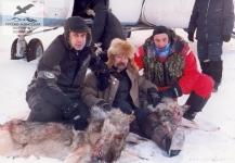 Охота на волков в Нарьян-Маре
