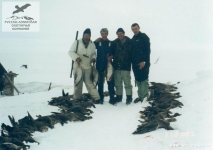 Охота на гусей в Нарьян-Маре