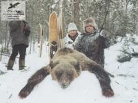 охота в иркутской области видео-дх1