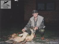Охота на косулю в Калининградской области