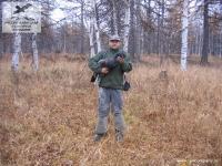 Охота на каменного глухаря на Камчатке