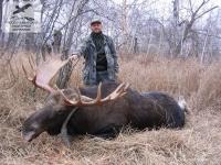 Охота на лося на Камчатке