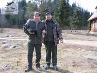 Охота на тетерева в Новгородской области