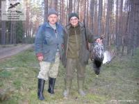 Охота на глухарей в Новгородской области