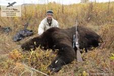 Охота на медведя на Камчатке