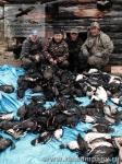 Охота на турпана в Якутии