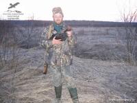 Охота на тетерева в Тверской области