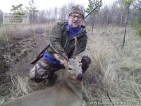 Охота на косулю в Оренбургской области