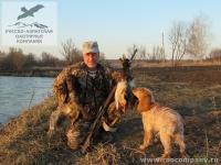 Охота на селезня в Рязанской области