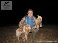Охота на вальдшнепа в Орловской области
