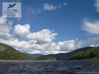 Река Мая в Хабаровском крае