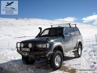 Land Cruiser в Киргизии
