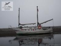 Лодка на Шантарских островах