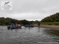 Лодки на Камчатке