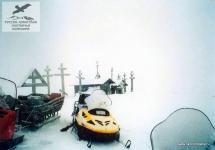 Снегоход в Нарьян-Маре