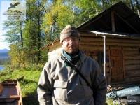 Избушка у реки Анюй, Хабаровский край