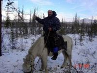 Лошадь в Якутии