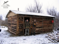 Избушка в Саратовской области
