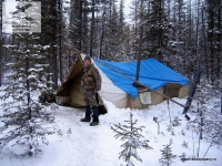 """Лагерь """"Северное Графство"""" в Якутии"""