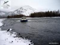 """""""Хивус"""" на реке Тыры в Якутии"""