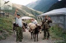 Гужевой транспорт в Дагестане