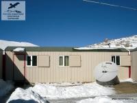 Лагерь в горах Киргизии