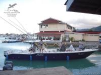 Рыболовный катер на Сейшелах