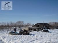Охотничья база на Камчатке