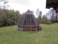 Горный Алтай, аил